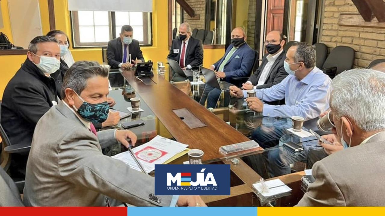 Gira ministerial con Alcaldes